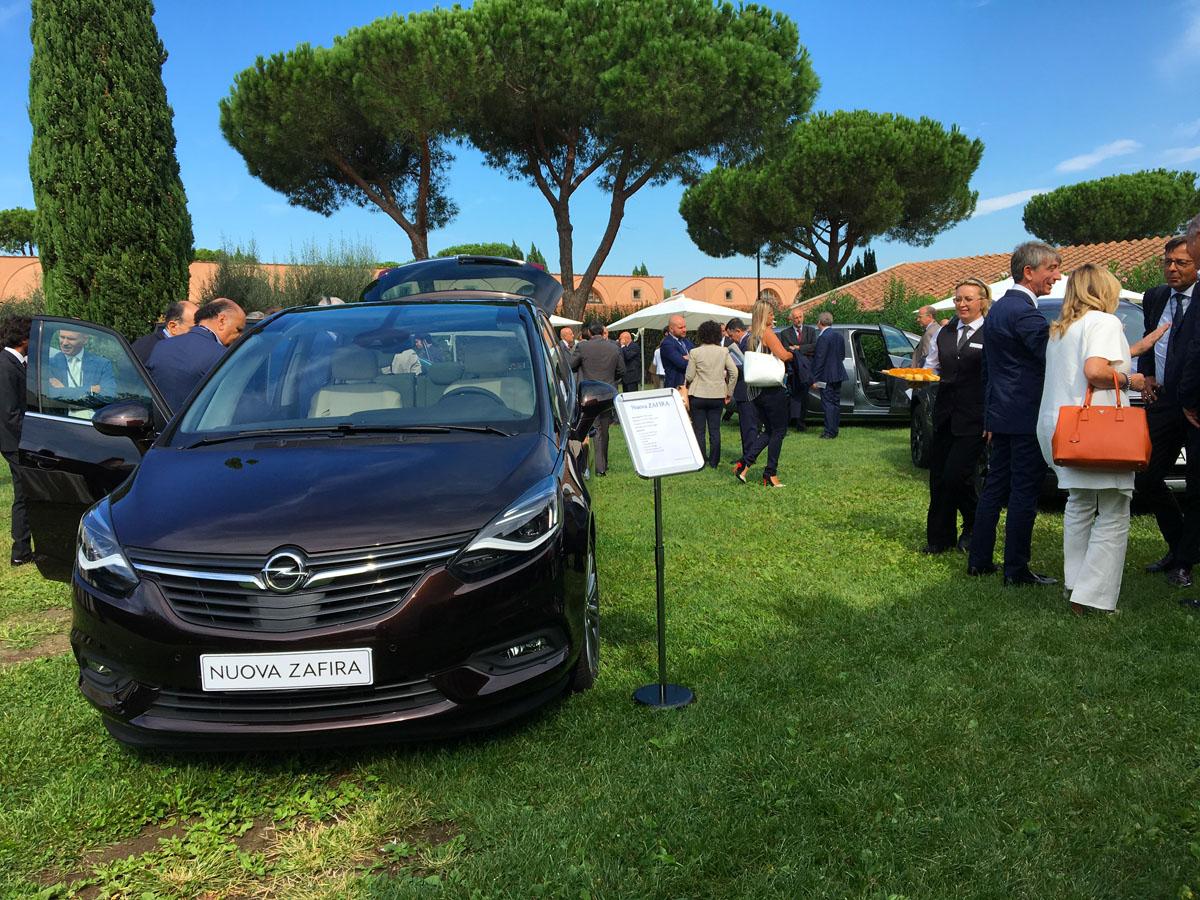 The Line Above 'N' Below Opel Business Dealer Meeting 00