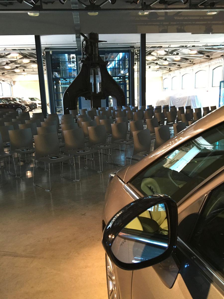 The Line Above 'N' Below Opel Business Dealer Meeting 03