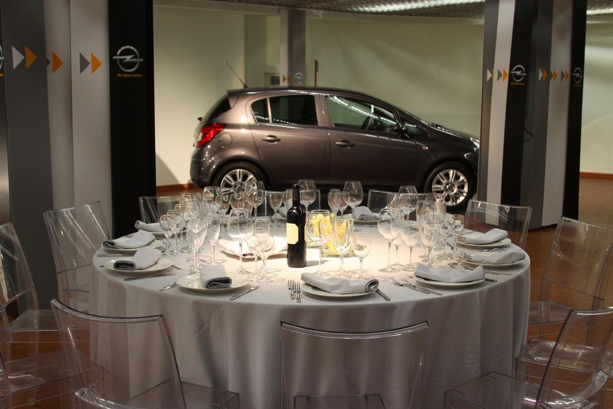 The Line Above 'N' Below Opel Business Dealer Meeting 05