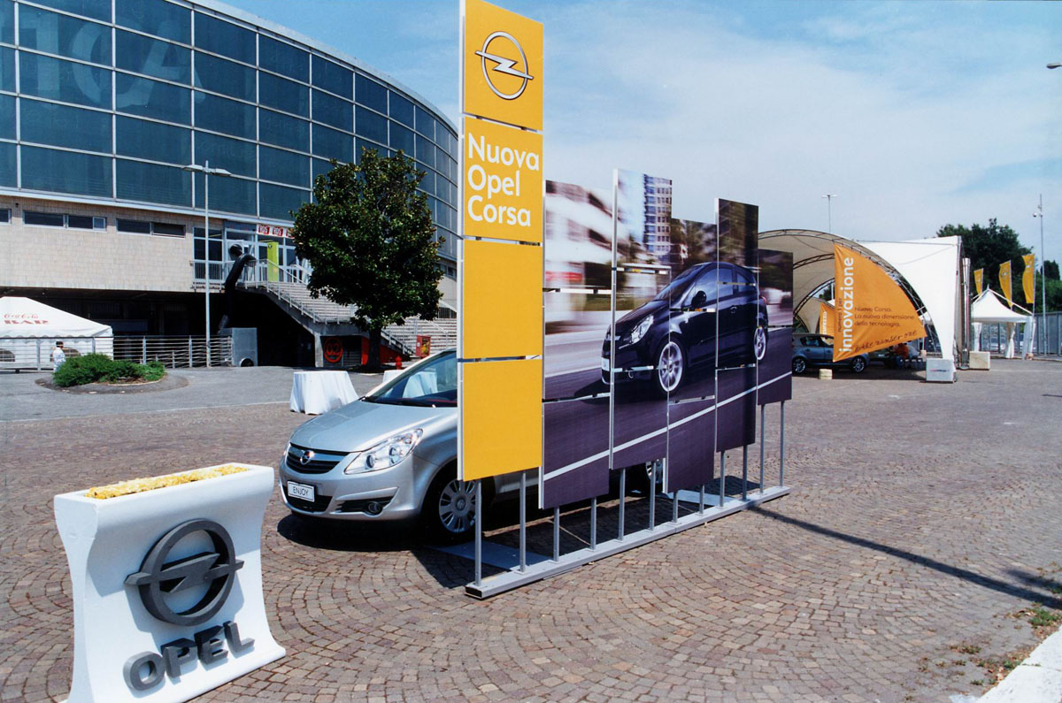 The Line Above 'N' Below Opel Corsa Launch 00